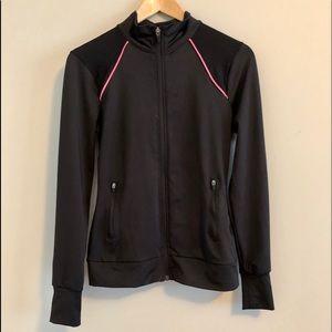 Forever 21 full zip up light weigh jacket